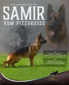 Samir Vom Pizzorusso